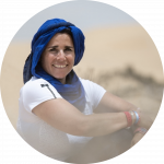 Valérie, Equipage Hérault'In d'Argan. Participation en 2019